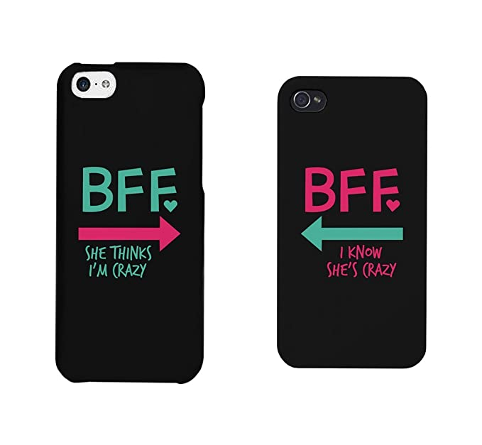 wholesale dealer a4251 9259c Funny BFF Phone Cases - Crazy Best Friend Phone Covers for iphone 4, iphone  5, iphone 5C, iphone 6, iphone 6 plus, Galaxy S3, Galaxy S4, Galaxy S5, ...