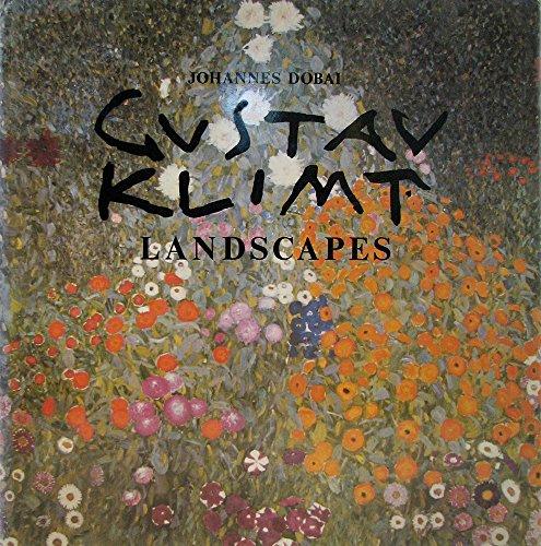 Gustav Klimt: Landscapes