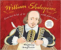 Book William Shakespeare: Scenes from the life of the world's greatest writer