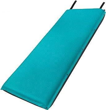 Forceatt Colchon Acampada, Autoinflable - Almohadilla para Esterilla Camping Ligera y Gruesa de 5-8 cm y Partículas Antideslizantes en la Parte ...