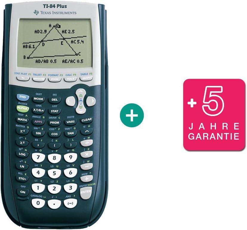 Extension de Garantie TEXAS INSTRUMENTS TI-84 Plus