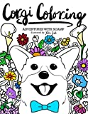 Corgi Coloring: Adventures with Scamp