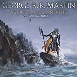 2018 A Song Of Ice And Fire Calendar