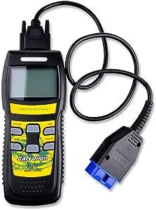 Xtool U581 Live Data CAN-BUS OBD2 Car Diagnostic Tool Reset Check Engine Light