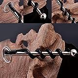 ChenHang Bottle Opener Multifunctional Metal Cork Screw Red Wine Bottle Bottle Opener Mini Door Knife & Amp; Ring Keychain Outdoor Travel Camping