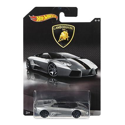 Buy Hot Wheels Lamborghini Reventon Roadster Toy Car Grey Online