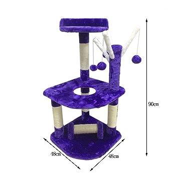 Alterdj: Árbol para gatos de alta estabilidad, construido de ...