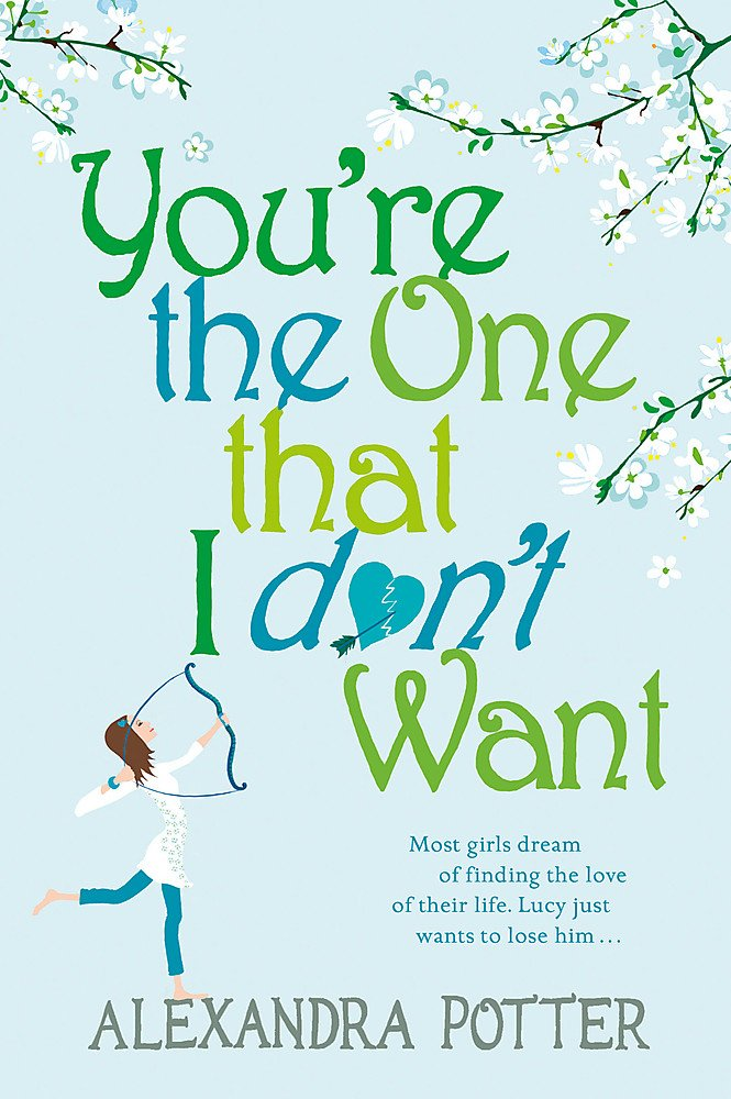 Image result for you're the one that I don't want book