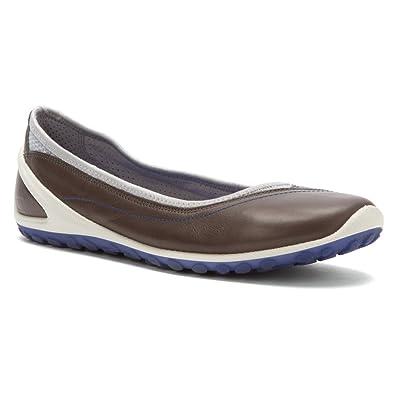 ECCO Women's Biom Lite Loafer Flats Grey Grey: Amazon.co.uk