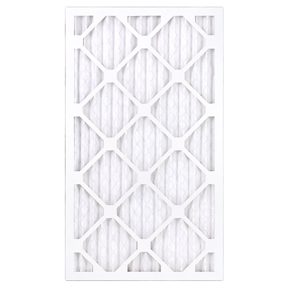AIRx DUST 20x20x1 MERV 8 Pleated Air Filter Made in the USA Box of 6