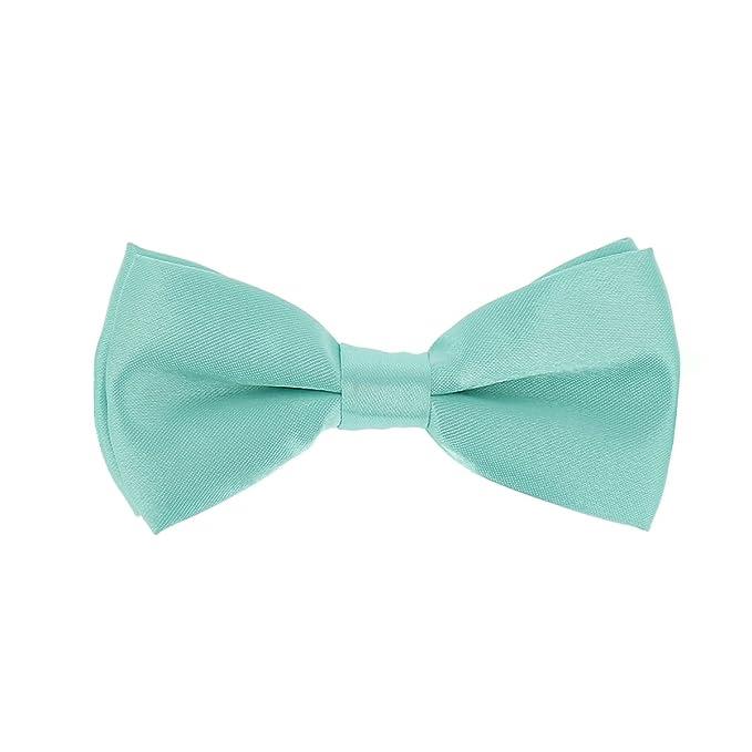 Papillon da Bambino Verde Tiffany  Amazon.it  Abbigliamento 5aa33cf3a9e