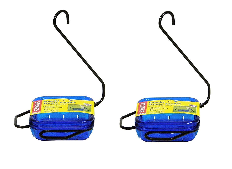 Stokes Select 38200 Bird Feeder, Blue (2 Pack)