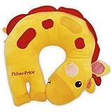 Arditex FP10044 - Cojín protector cuello en forma de U, diseño jirafa