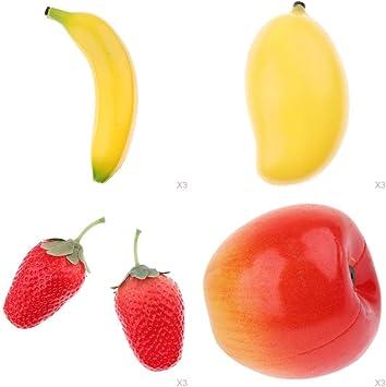Obst Shaker Musical Maraca Rasseln Schlaginstrument Spielzeug für Kinder
