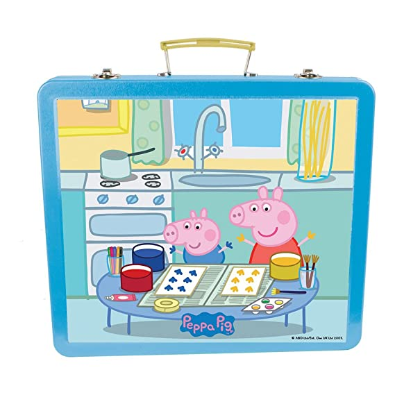 Peppa Pig DARP-CPEP132 - Estuche de latas (60 Piezas ...