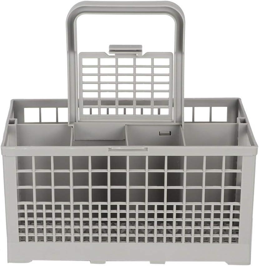 Maxmartt Dishwasher Basket Replacement,Universal Multipurpose Dishwasher Part Cutlery Replacement Basket Storage Box Accessory
