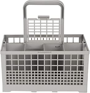Maxmartt Dishwasher Basket Replacement,Universal Multipurpose Dishwasher Part Cutlery Replacement Basket Storage Box Accessory