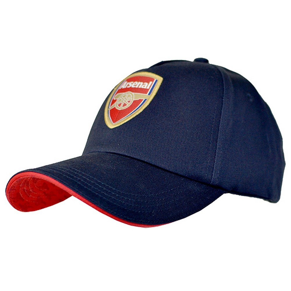 Arsenal Mens Baseball Cap (One Size) (Navy)