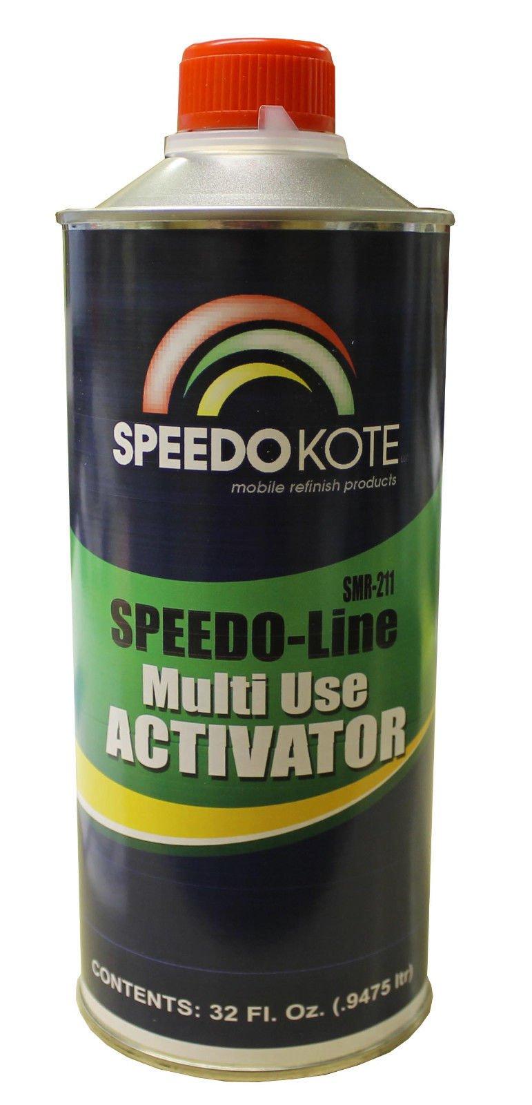Universal Activator for Speedokote primers, hot rod black, etc, quart SMR-211-Q