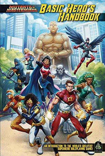 Mutants & Masterminds: Basic Hero