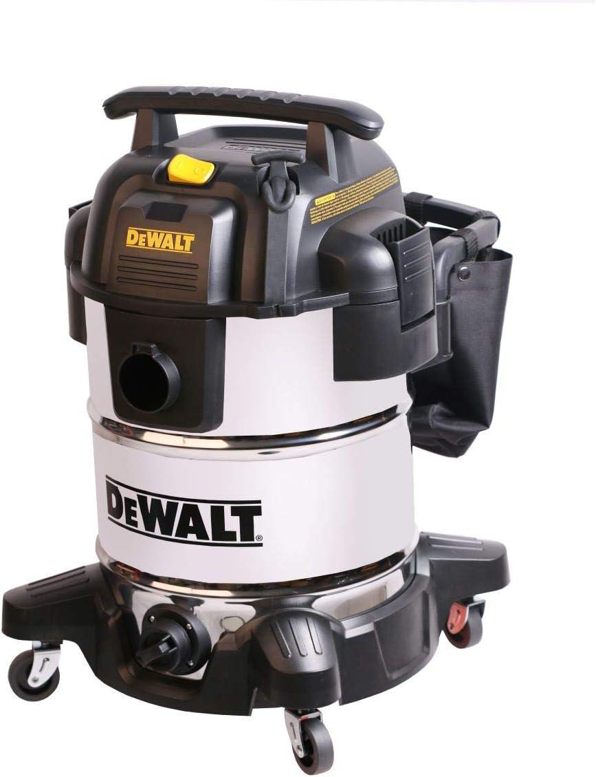 Dewalt - Aspirador profesional para agua y polvo (38 L): Amazon.es ...
