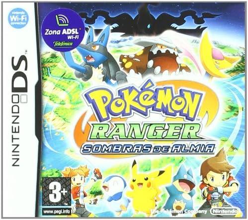 Pokemon Ranger: Shadows of Almia: Amazon.es: Videojuegos