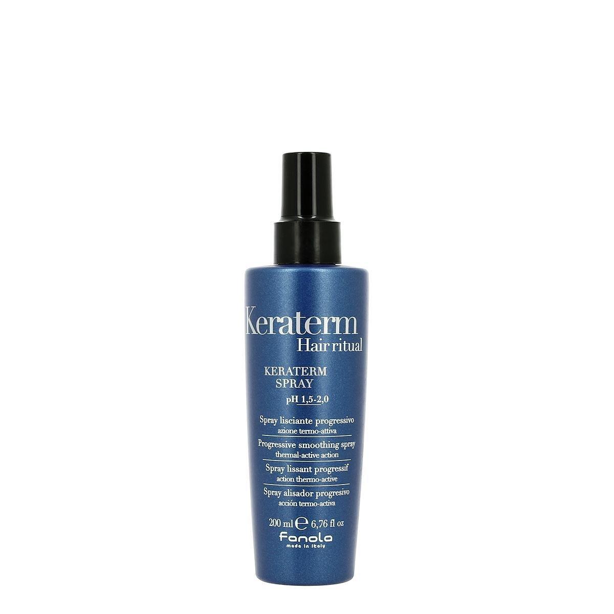 FANOLA Hair Ritual Kera TERM Spray PH 1,5–2,0Progressive Smoothing Spray, 200ML 5-2 8032947865826