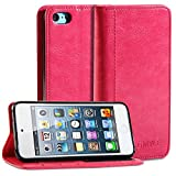 Best GMYLE Ipods - GMYLE(R) Wallet Case Simple for iPod touch 5 Review