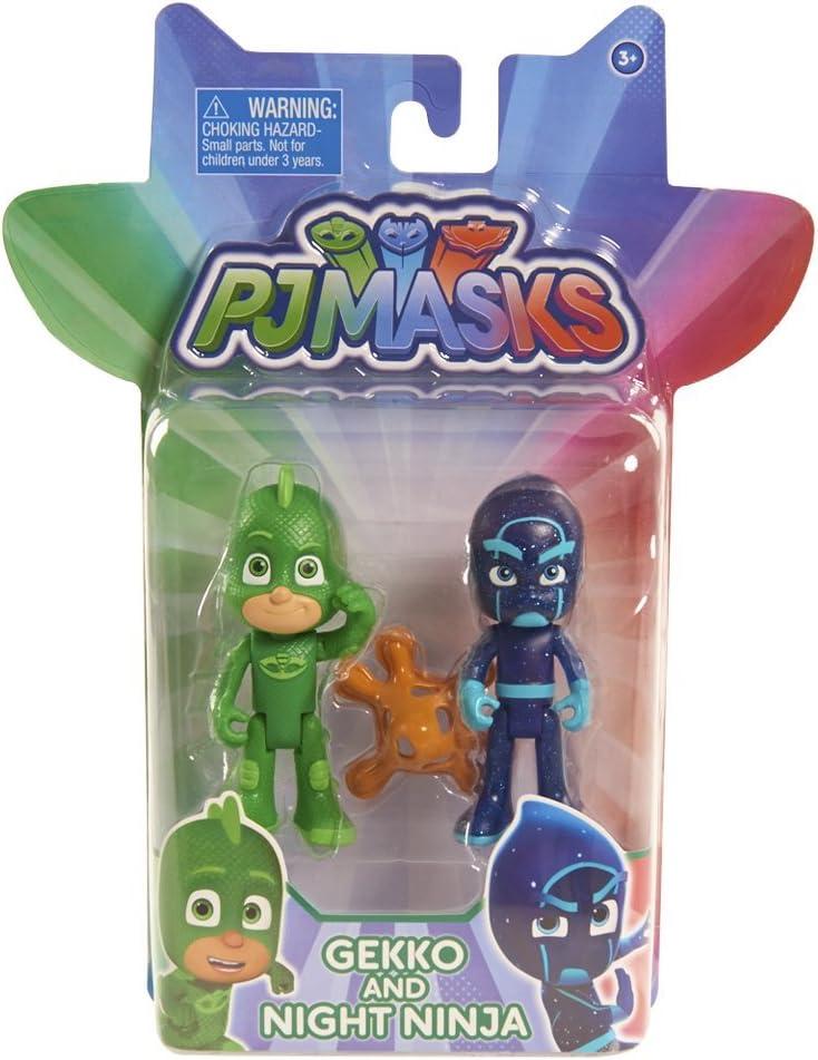 PJ Masks Figuras de acción (Bandai 24557)