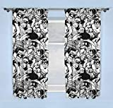Marvel Comics Crop | Childrens Bedroom 54 Inch Curtains | Perfect For Any Boys Bedroom