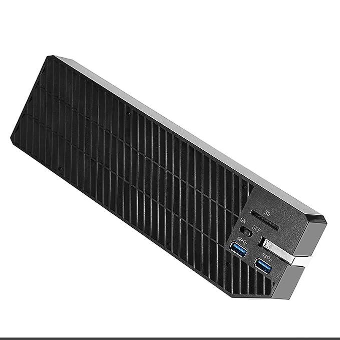 Tihebeyan Disco Duro Externo Xbox One, Caja SATA HDD/SSD de 2,5 ...