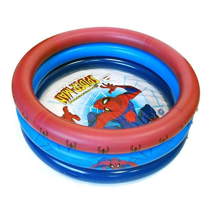 Spiderman - Piscina hinchable jardín Ultimate Spiderman ...