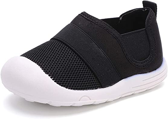 peggy piggy Baby Shoes Boy/&Girl Infant Sneakers Non-Slip First Walking Shoes Breathable Mesh Shoes 6 9 12 18 Months