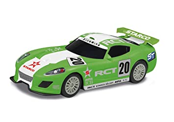 Scalextric 1 32 Scale Gt Lightning Slot Car Green