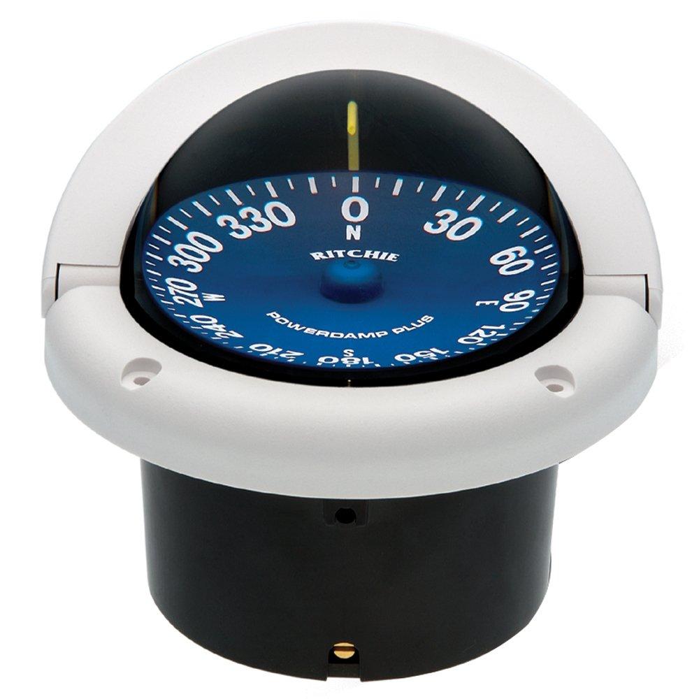 【最安値】 Ritchie SS - 1002W SuperSport Compass - Flush Mount   B0000AXN27, 魚沼の里 芳屋 b75c4397