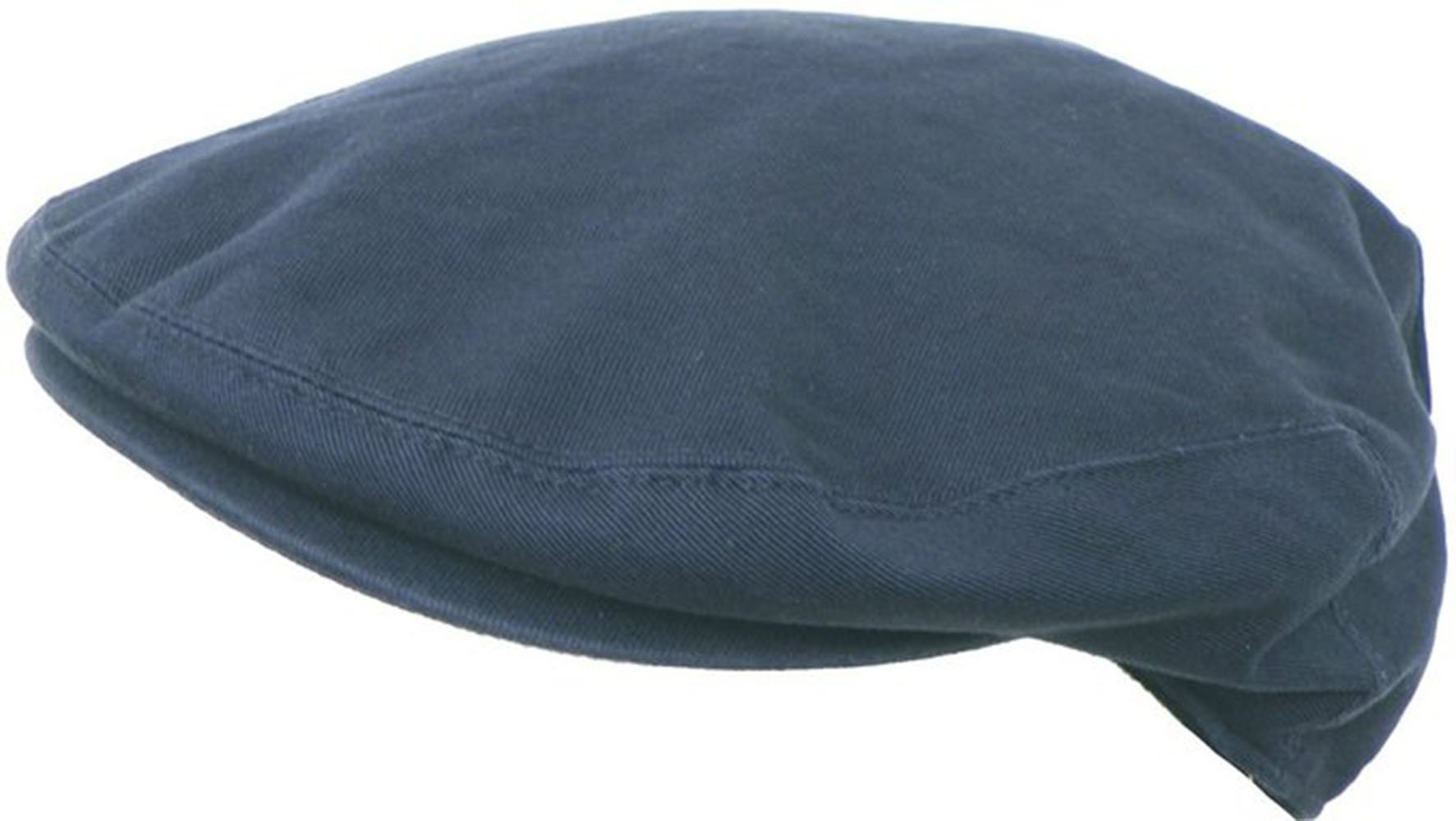 Sox Market Summer Cotton Ivy Scally Driving Hat Newsboy Golf Cap (Small, Navy)