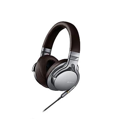 Sony MDR1A Premium Headphones (Black)