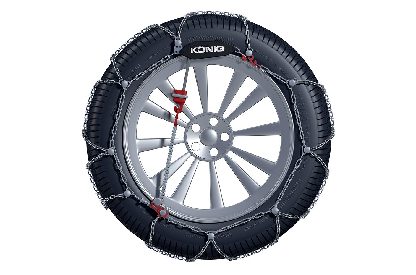 K/ÖNIG CL-10 100 Snow chains set of 2