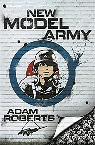 book cover of New Model Army
