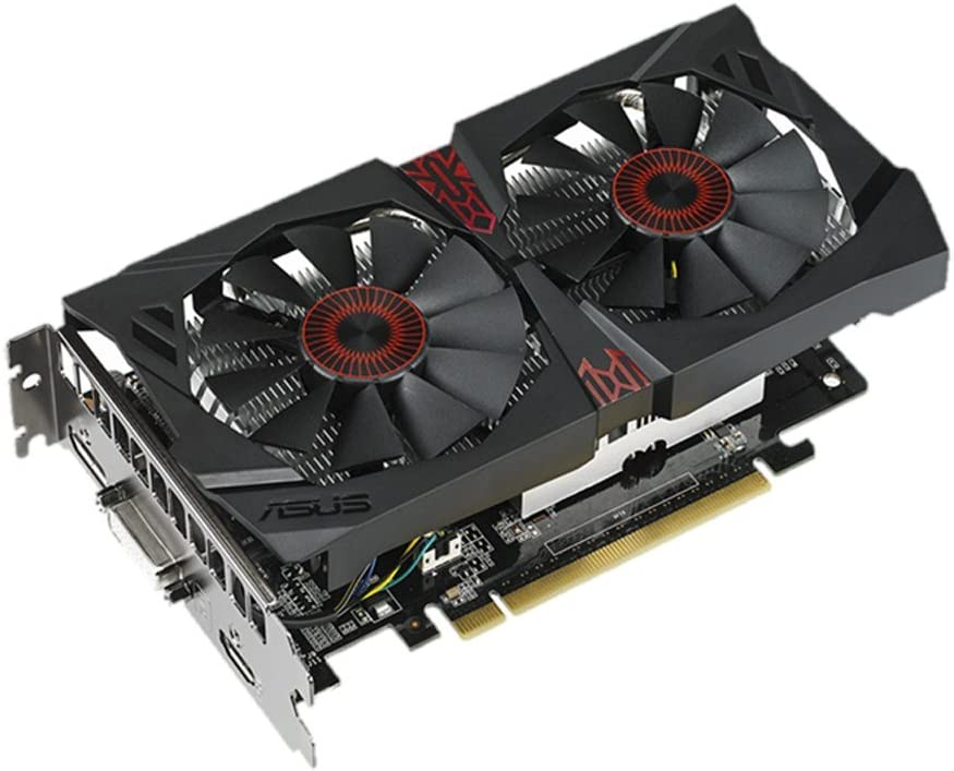 Amazon.com: ASUS Strix GeForce GTX 750ti Overclocked 2 GB ...