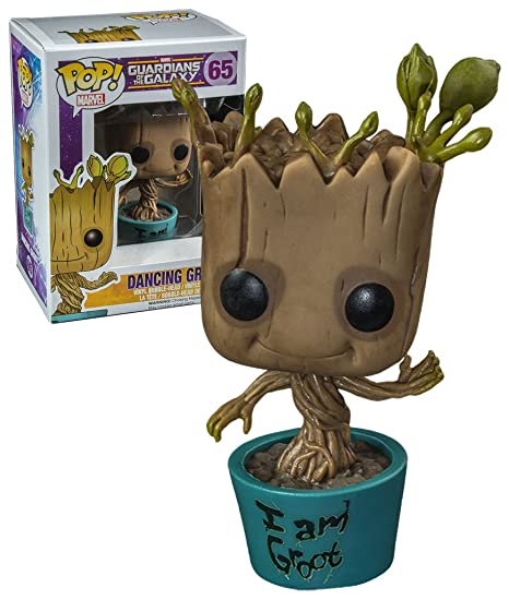 Amazon Com Funko Pop Marvel S Guardians Of The Galaxy Dancing Baby