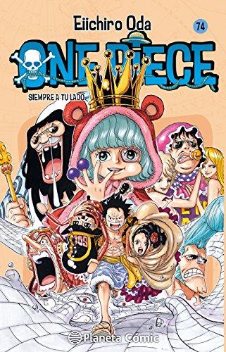 Descargar Libro One Piece 74 Eiichiro Oda