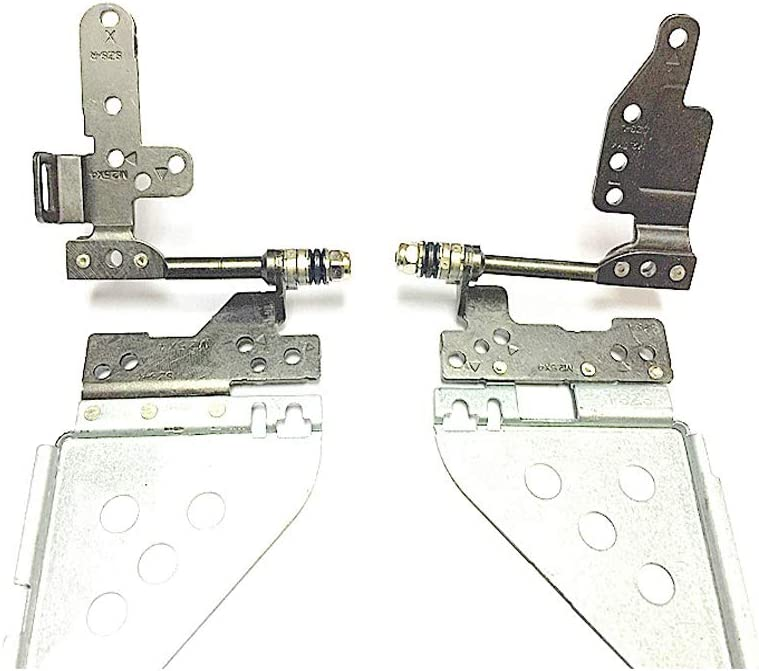 AM11N000100 Yaxinglinan Original Compatible with Replacement for Lenovo Thinkpad E470 E470C E475 Laptop LCD Hinge Set Left/&Right Non Touch AM11N000100 AM11N000200