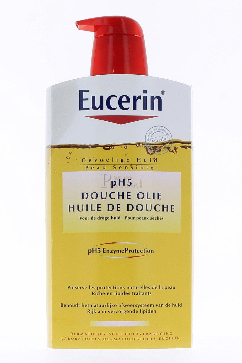 Eucerin pH5 Shower Oil 1L by Eucerin 7364A