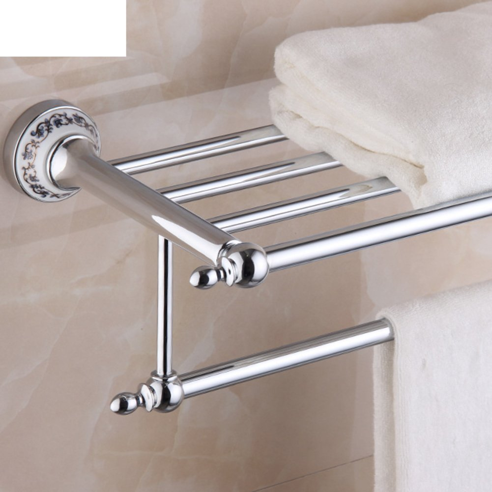 white porcelain bathroom shelf 30 blue and white porcelain and brass towel rack towel 21581