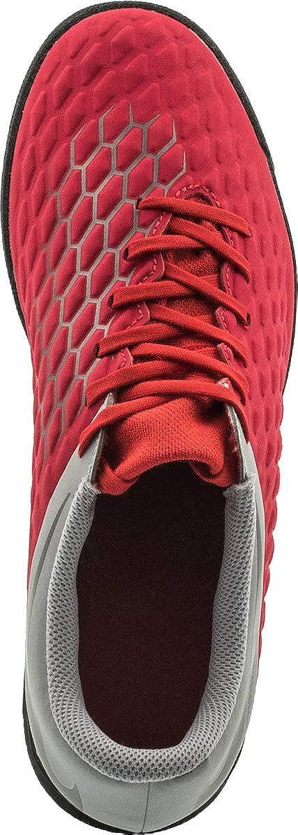 286398d31 Nike Men s Hypervenom 3 Club TF LT Crimson MTLC Dark Grey Football Shoes ( AJ3811-600)  Buy Online at Low Prices in India - Amazon.in