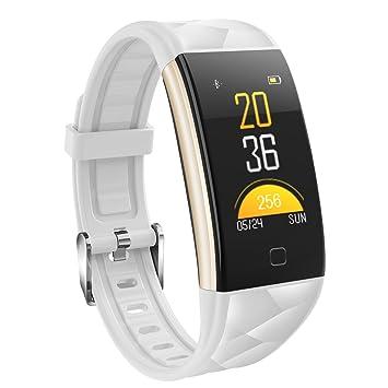 DIGGRO T20 Pulsera inteligente Smart Fitness Tracker HD Pantalla en color Frecuencia cardíaca Presión arterial Monitor