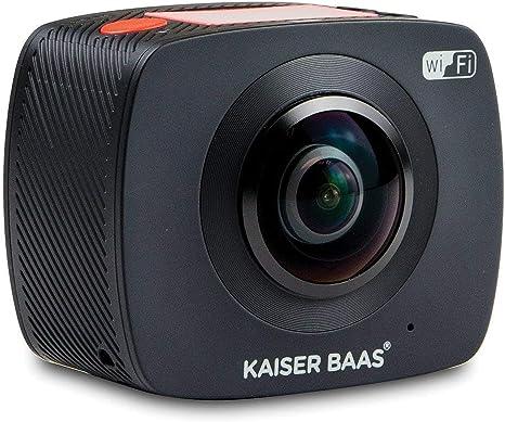 Kaiser Baas cámara de acción – Negro, 0 megapixels, 0.1 kilograms ...