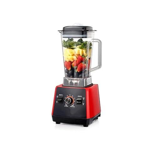 Odefc WYQzz Exprimidor multifunción automática de Jugo de licuadora de Leche de Frutas y Verduras de