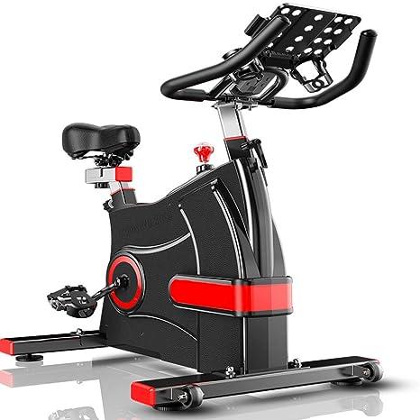 HLEZ Bicicleta estática Profesional, Control de App para ...